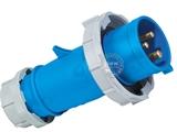 品牌:圣泰 shengtai 名称:工业插头-16A(3芯6h) IP67 型号:2136