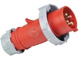 品牌:圣泰 shengtai 名称:工业插头-32A(4芯6h) IP67 型号:2346