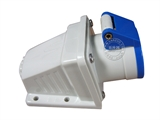 品牌:威浦 Weipu&#10名称:IP44明装插座3芯(32A220V)&#10型号:6801