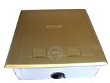品牌:瑞博 Ruibo 名称:不锈钢开启式180地面插座 型号:RDC-180B