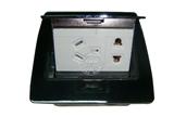 品牌:JOHO JOHO&#10名称:五孔电源不锈钢地面插座&#10型号:DCT-B28/PAX