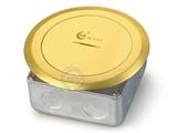品牌:湖南梅兰日兰 meilanrilan&#10名称:一位音频+一位音响插座&#10型号:LXDC-10T-5