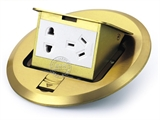 品牌:湖南梅兰日兰 meilanrilan 名称:可装二位多功能插座 型号:LXDC-10T-2