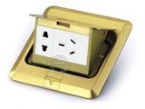 品牌:湖南梅兰日兰 meilanrilan&#10名称:可装两位多功能插座&#10型号:LXDC-8T-3