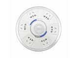 品牌:突破 Top&#10名称:总控六联接线插座板3米&#10型号:TZ-C1081