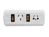 品牌:突破 Top&#10名称:保镖安全推广系列插座 16A超大功率 2联3米 (指示灯开关+安全盾行边)空调专用&#10型号:TZ-Y/TZ-HD3
