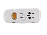 品牌:突破 Top&#10名称:一控二联接线板插座1.8米&#10型号:TZ-Q0911K2