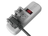 品牌:突破 Top&#10名称:一空二联插线板插座1.8米&#10型号:TZ-C1113