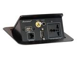 品牌:奥盛 Aosens&#10名称:弹起式桌面插座&#10型号:AS-221V