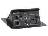 品牌:奥盛 Aosens 名称:弹起式桌面插座 型号:AS-220S