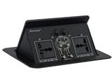 品牌:奥盛 Aosens 名称:弹起式桌面插座 型号:AS-552