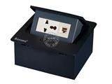 品牌:奥盛 Aosens&#10名称:锌合金弹起式桌面插座&#10型号:AS-ZH-206