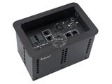 品牌:奥盛 Aosens&#10名称:开启滑盖式桌面插座&#10型号:AS-ZJ6-621