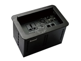 品牌:奥盛 Aosens&#10名称:开启滑盖式桌面插座&#10型号:AS-ZJ6-620
