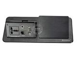 品牌:奥盛 Aosens&#10名称:气撑式弹起桌面插座&#10型号:AS-ZH-304D