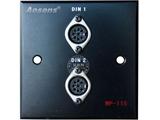 品牌:奥盛 Aosens 名称:多媒体面板 型号:AS-ZJ-WP115(黑色)