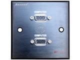 品牌:奥盛 Aosens&#10名称:多媒体面板&#10型号:AS-ZJ-WP110(黑色)