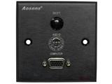 品牌:奥盛 Aosens 名称:多媒体面板 型号:AS-ZJ-WP107(黑色)