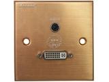 品牌:奥盛 Aosens&#10名称:多媒体面板&#10型号:AS-ZJ-WP122(铜)