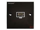 品牌:奥盛 Aosens 名称:多媒体面板 型号:AS-ZJ-WP128(黑色)