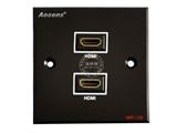 品牌:奥盛 Aosens 名称:多媒体面板 型号:AS-ZJ-WP129(黑色)