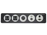 品牌:奥盛 Aosens&#10名称:加长铝面板&#10型号:AS-ZH-Y712