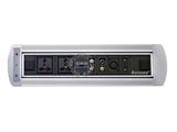 品牌:奥盛 Aosens 名称:电动翻转桌面插座 多媒体台面插座 型号:AS-ZH-005