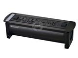 品牌:奥盛 Aosens&#10名称:电动翻转桌面插座 多媒体台面插座&#10型号:AS-ZH-008