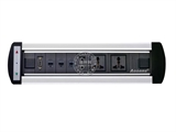 品牌:奥盛 Aosens&#10名称:电动翻转桌面插座 多媒体台面插座&#10型号:AS-ZH-0011