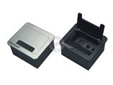 品牌:奥盛 Aosens 名称:桌面插座 毛刷翻盖桌面插座 型号:AS-ZH-103
