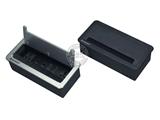 品牌:奥盛 Aosens&#10名称:桌面插座 毛刷翻盖桌面插座&#10型号:AS-ZH-104