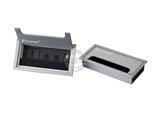 品牌:奥盛 Aosens&#10名称:桌面插座 毛刷翻盖桌面插座&#10型号:AS-ZH-803