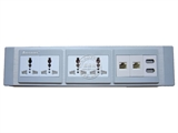 品牌:奥盛 Aosens 名称:桌面插座 屏风插座 型号:AS-ZF-0018