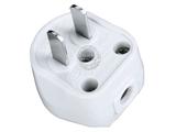品牌:公牛 BULL&#10名称:单相二极可拆插头 转换插头 GNT-10L2 盒装&#10型号:GNT-10L2