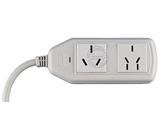 品牌:可来博 Clamber 名称:空调专用插座16A 2位3米 型号:STY-1-02/2000.3M