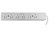 品牌:可来博 Clamber&#10名称:2000系列3米一开六位插座&#10型号:STY-1-16/2000