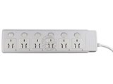 品牌:可来博 Clamber&#10名称:万用六开六位带指示灯 3米&#10型号:STY-1-66.3M