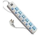 品牌:公牛 BULL&#10名称:插座 6控6联3米插座&#10型号:GN-305