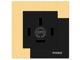品牌:品上 POSO 名称:25A三相四线插座 型号:AF/426/25TF/A
