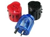 品牌:奥盛 Aosens&#10名称:全球通转换插头/旅行转换器 多功能插头 2.5A&#10型号:AS-CQ-A02