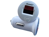 品牌:奥盛 Aosens&#10名称:全球通单USB转换插头 旅行转换器 带车载&#10型号:AS-CU-118