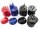 品牌:奥盛 Aosens&#10名称:全球通单USB转换插头 旅行转换器 (USB DC 5V 500mA)&#10型号:AS-CU-101