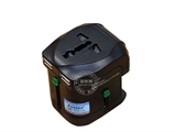品牌:奥盛 Aosens&#10名称:全球通双USB转换插头 旅行转换器 (USB DC 5V 2100mA)&#10型号:AS-CU-205