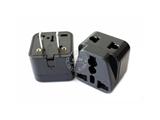 品牌:奥盛 Aosens&#10名称:单一两扁万用旅行转换插头 旅行转换器&#10型号:AS-CY-WDI6