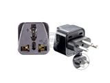 品牌:奥盛 Aosens&#10名称:单一瑞士万用旅行转换插头 旅行转换器&#10型号:AS-CY-WD11A