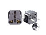 品牌:奥盛 Aosens&#10名称:单一欧式万用旅行转换插头 旅行转换器&#10型号:AS-CY-WD9A