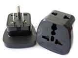 品牌:奥盛 Aosens 名称:单一美式旅行转换插头 旅行转换器 型号:AS-CY-SSI5