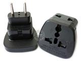 品牌:奥盛 Aosens 名称:单一欧标旅行转换插头 旅行转换器 型号:AS-CY-SSI9C