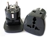 品牌:奥盛 Aosens 名称:单一德标旅行转换插头 旅行转换器 型号:AS-CY-SSI9