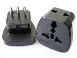 品牌:奥盛 Aosens 名称:单一意大利万用旅行转换插头 旅行转换器 型号:AS-CY-SSI12